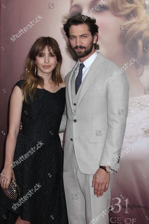 Editorial picture of 'The Age of Adaline' film premiere, New York, America - 19 Apr 2015