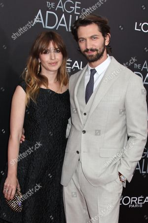 Tara Elders and Michiel Huisman