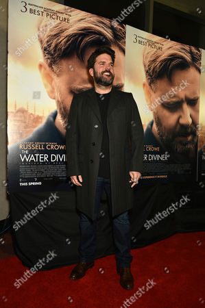 Editorial photo of 'The Water Diviner' film screening, Chicago, America - 19 Apr 2015