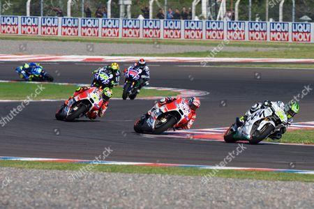 Editorial image of Argentine MotoGP Grand Prix, Buenos Aires, Argentina - 19 Apr 2015