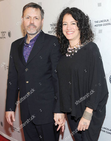 Robert Edwards and Ferne Pearlstein