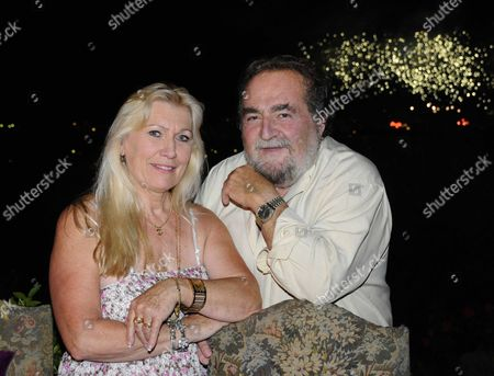 Richard Anthony and wife Elizabeth