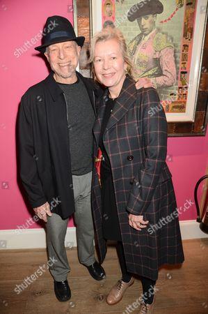 Editorial picture of 'The Falling' gala film screening, Ham Yard Hotel, London, Britain - 20 Apr 2015