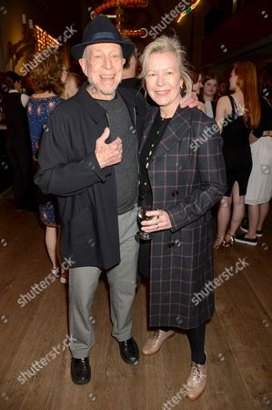 Stock Picture of Sanford Lieberson and Sarah Parkin