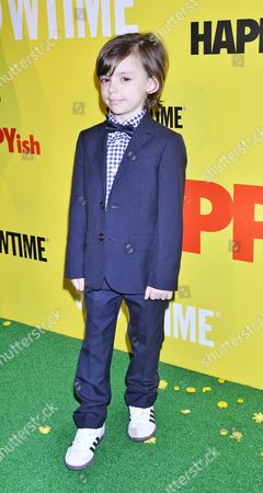 Editorial picture of 'HAPPYish' TV series premiere, New York, America - 20 Apr 2015