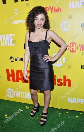 Stock Photo of Hannah Hodson