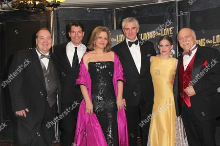 Blake Hammond, Jerry O'Connell, Renee Fleming, Douglas Sills, Anna Chlumsky and Scott Robertson