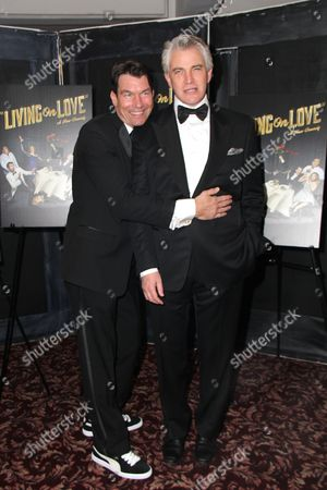 Editorial image of 'Living On Love' play opening night, New York, America - 20 Apr 2015