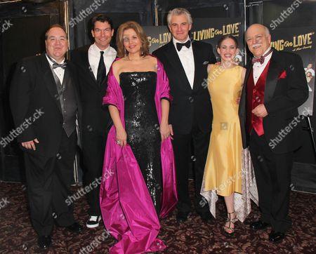 Blake Hammond, Jerry O'Connell, Renee Fleming, Douglas Sills, Anna Chlumsky and Scott Robertson