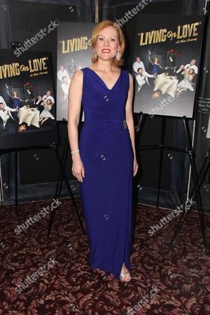 Editorial photo of 'Living On Love' play opening night, New York, America - 20 Apr 2015