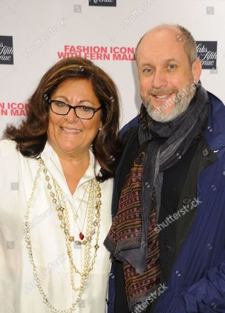 Fern Mallis, Peter Copping