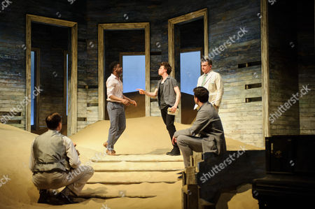 Editorial image of 'Ah Wilderness!' play, Young Vic, London, Britain - 20 Apr 2015