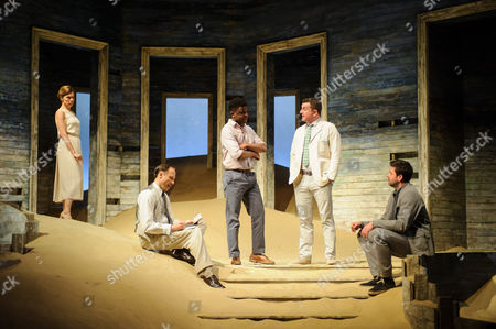 Editorial picture of 'Ah Wilderness!' play, Young Vic, London, Britain - 20 Apr 2015