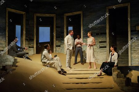Stock Image of Young Vic Presents Ah Wilderness!