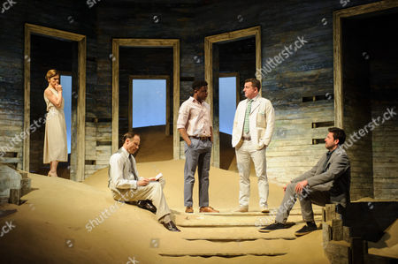Editorial photo of 'Ah Wilderness!' play, Young Vic, London, Britain - 20 Apr 2015