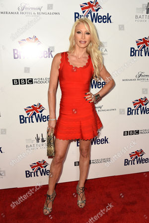Editorial picture of Brit Week launch party, Los Angeles, America - 21 Apr 2015