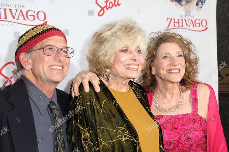 Peter Simon, Joanna Simon, Lucy Simon