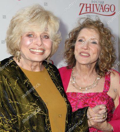 Editorial photo of 'Doctor Zhivago' musical opening night, New York, America - 21 Apr 2015