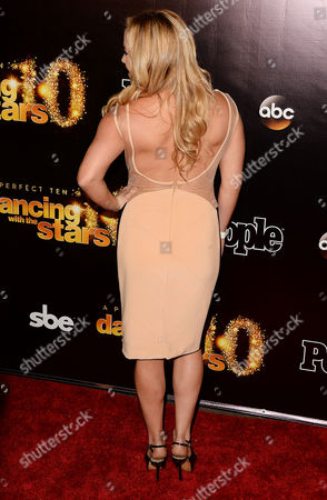 Editorial photo of 'Dancing with the Stars' TV show 10th Anniversary Party, Los Angeles, America - 21 Apr 2015