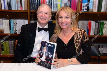 Stock Image of Roy Black and Lea Black