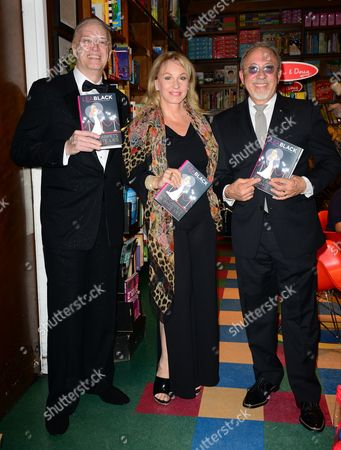 Editorial picture of Lea Black 'Red Carpets and White Lies' Book Signing, Coral Gables, Florida, America - 21 Apr 2015