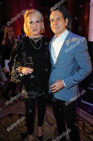 Caroline Shapiro and Stephen Webster