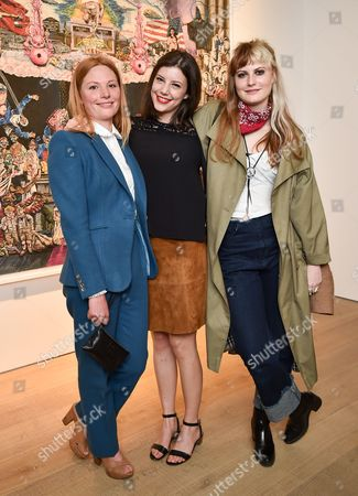 Editorial photo of Henry Hudson Private View at S2 Sotheby's, London, Britain - 22 Apr 2015