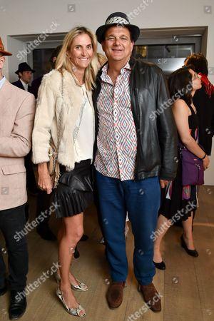 Josie Lindop and Gerry Fox