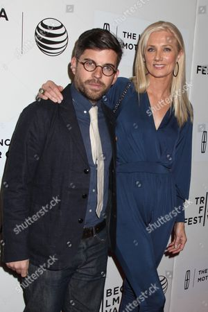 Henry Hobson, director and Joely Richardson