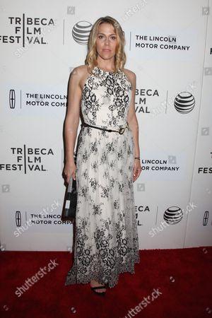 Editorial image of 'Maggie' film premiere, Tribeca Film Festival, New York, America - 22 Apr 2015