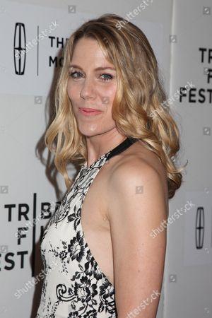 Editorial photo of 'Maggie' film premiere, Tribeca Film Festival, New York, America - 22 Apr 2015