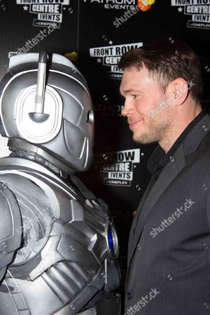 The Cyberman, Forrest Griffin