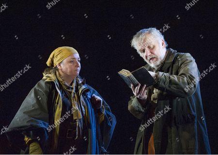 Ashley McGuire as Margaret Brotherton, Allan Williams as Man