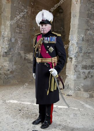Lord Richard Dannatt is a retired British Army officer and the incumbent Constable of the Tower of London. Lord Dannatt in the Sir Thomas More cell part of The Queen's House.