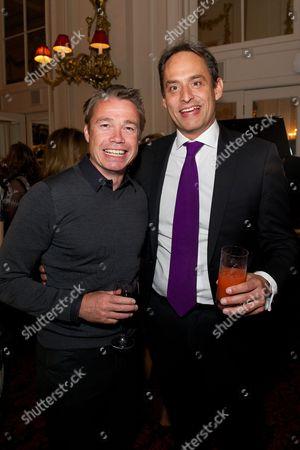 Graeme Le Saux and Andre Konsbruck
