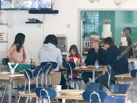 Justin Bieber, Jazmyn Bieber, Kendall Jenner, Hailey Baldwin