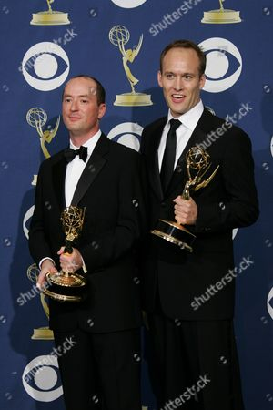 Writers Christopher Markus and Stephen McFeely