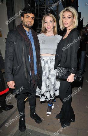 Paul Chowdhry, Katherine Ryan & Jordan Dwayne