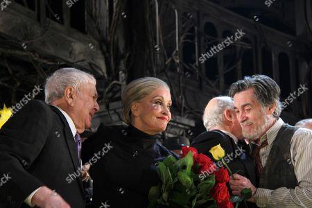 John Kander, Chita Rivera, Roger Rees