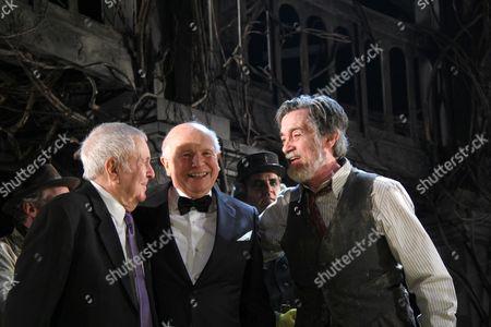 John Kander, Terrence McNally, Roger Rees