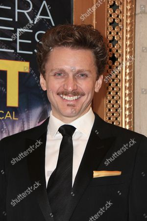 Editorial picture of 'The Visit' musical Broadway opening night, New York, America - 23 Apr 2015