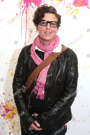 Stock Picture of Wendy Meakin, art collector and star of TVs Four Rooms.