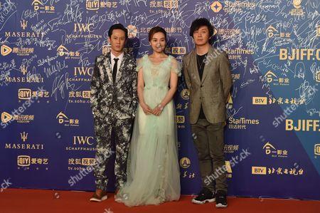 Editorial image of Closing ceremony of 5th Beijing International Film Festival, China - 23 Apr 2015