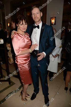 Tara Newley and Nick Arkle