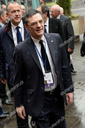 Hauts-de-Seine department council president Patrick Devedjian