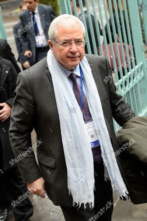 Ile-de-France region president Jean-Paul Huchon