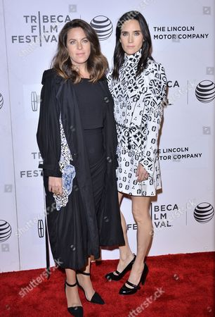 Claudia Llosa and Jennifer Connelly