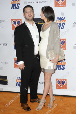Jack Osbourne and wife Lisa Stelly