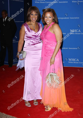 Gayle King and daughter Kirby Bumpus