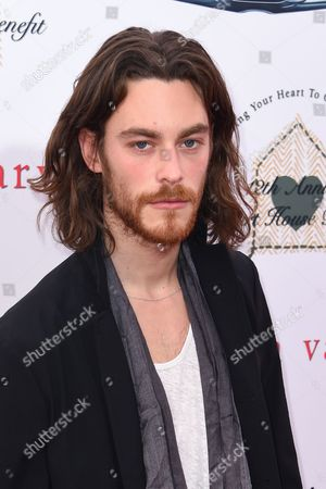 Editorial photo of John Varvatos 12th Annual Stuart House Benefit, Los Angeles, America - 26 Apr 2015